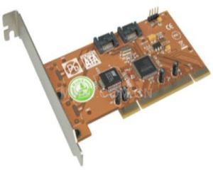 PCI 2-Channel e-SATA/SATA Controller Card (2 SATA)