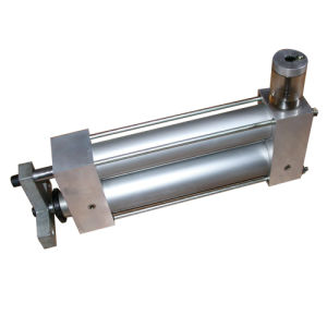 Parallel Air Fluid Damping Cylinder