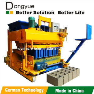 Egg Laying Hollow Concrete Block Machine Qtm6-25 (DONGYUE BRAND) pictures & photos