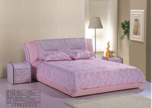 Furniture, Soft Bed, Bed 3005#