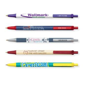 3abfbe9f91a China Clickable Bic Clic Promo Pens - China Pen