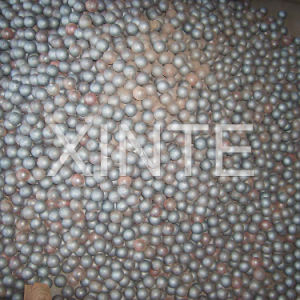 Q235 Material Decorative Steel Ball (dia125mm) pictures & photos