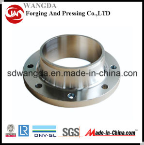 Big Size ASME B16.47 Carbon Steel Forged Weld Neck Flange pictures & photos