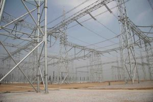 750kv Substation Structure High  Voltage  Termination  and  Accessories