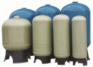 FRP Tank (Fiber Glass pressure vessel tank, water treatment parts) pictures & photos