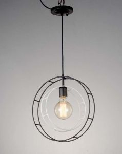 Double Flame Square Shape of Pendant Lighting Lamp (HL-RE-0603-5)