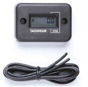 China Tach/Hour Meter (SY-N20) - China Tach/Hour Meter