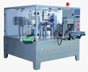 Gd8-300b Rotary Packing Machine (stand-up & pouch) pictures & photos