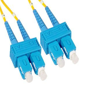 Singlemode Sc-Sc Duplex Fiber Optic Patch Cord (SM-SC-SC-DX) pictures & photos
