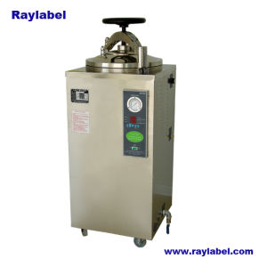 Vertical Sterilizer for Lab Equipments and Hospital Equipments (RAY-LS-75SII) pictures & photos