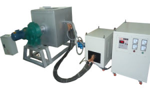 Medium Frequency Melting Furnace (MF-100KW-80KG) pictures & photos