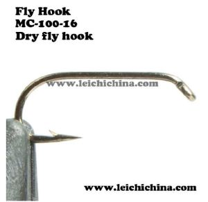 Fly Tying Hook Dry Fly Hook pictures & photos