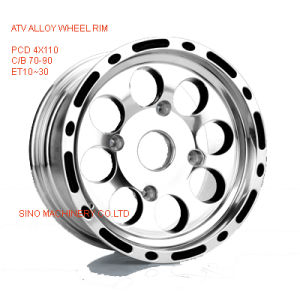 14X7 Hot Sale Alloy Wheel for ATV pictures & photos