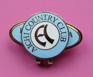 Golf Hat Clip Ball Marker with Company Logo pictures & photos
