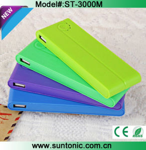 Factory Directly Supply Portable Power Bank 2600mAh
