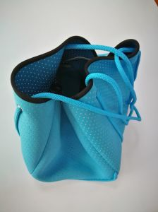 New Hotsales Fashion Perforated Neoprene Tote Bag pictures & photos