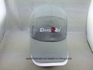 efbc2706149 China Custom Raised Rubber Running Hat