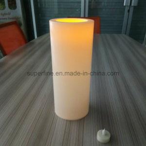 outdoor candle lighting.  Lighting Outdoor Waterproof Plastic Garden Using Flickering 5D12h Big Candle  Lighting With Timer On L