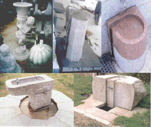 Gardenwares - Water Fountains (F06/F07/F08/F09/F10)