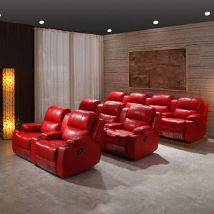 China Sectional Cinema Sofa For Home Theater Recliner Sofa China