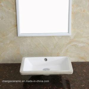 Ordinaire Classical Square Bathroom Ada Vessel Sink 1639#