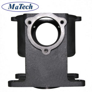 Precision High Quality Fcd 400 Ductile Iron Casting for Transmission Housing pictures & photos