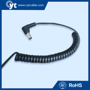 DC Power Spiral Single Core Cable pictures & photos