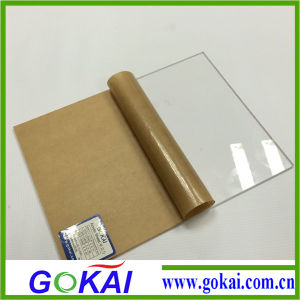 Acrylic Sheet 8′x4′ Size with Kraft Paper Packing pictures & photos