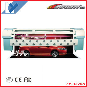 3.2m Infiniti Outdoor High Speed Printing Wide Format Solvent Printer (FY-3278N) pictures & photos