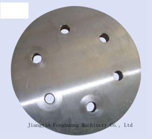 Carbon Steel Wheel Spacer Forging pictures & photos