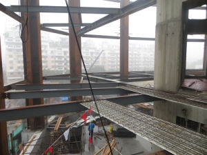 Building Material Reinforcing Steel Bar Truss Floor Slab Deck pictures & photos