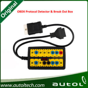 2016 Newest Obdii Protocol Detector & Break out Box pictures & photos