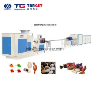 Automatic Central-Filled É Clair/Toffee Product Making Machine pictures & photos