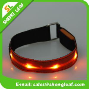 Factory Hot Sale Safety LED Armband for Runners