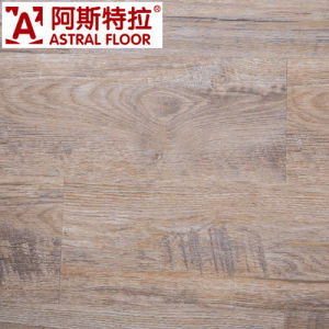 12mm Living-Room Used Waxing Laminate Wooden Floor pictures & photos