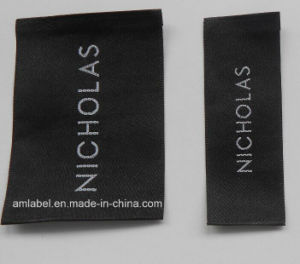 Low Price and High Quality Woven Label (AMWL2014054)
