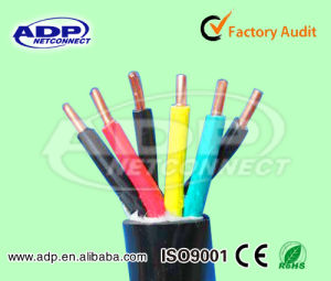 3 Core Electric Cable Solid Copper pictures & photos