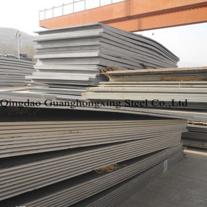 Q235, ASTM A36, Ss400, SAE1040 Steel Plate with Good Strength