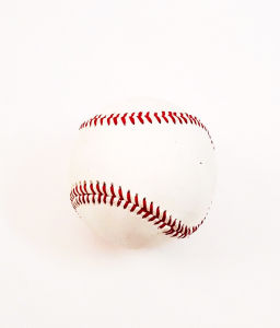 High Quality Professional/Official Baseball (ZM-BB-100A) pictures & photos