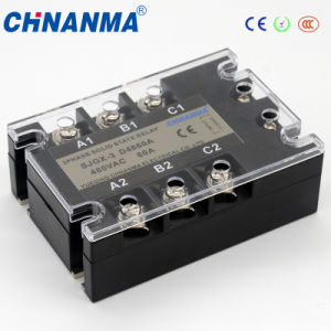 0-10V Solid State Relay SSR 3-Phase pictures & photos