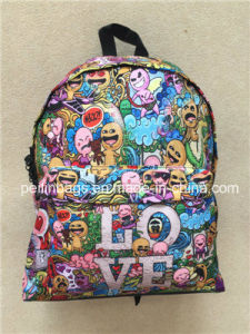 Fashion Design Printing Bag, Backpack, School Bag