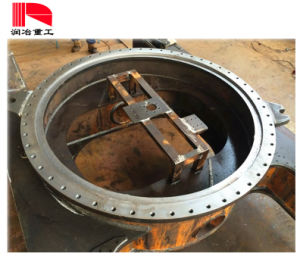 Construction Machinery Spare Part Crawler Crane Supporting