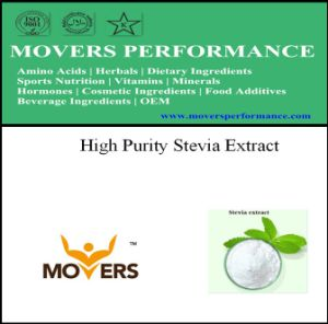 Functional Sweetners High Purity Stevia Extract pictures & photos