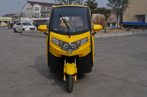 Homaye Closed Electric Tricycle