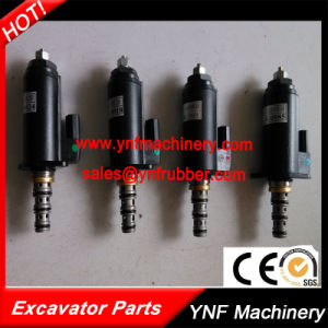 Hitachi Excavator Solenoid valve Excavator Electric Parts for Excavator pictures & photos