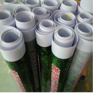 Backlit Film for Large Format Inkjet Printer Printing Media