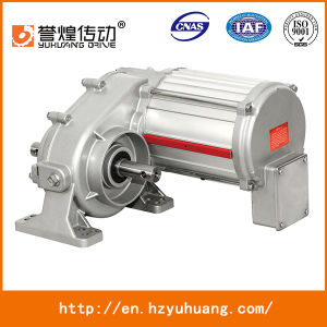 for Center Pivot Irrigation System Center Drive Gearmotor G75-43, 0.75HP, 0.55kw Irrigation Gearbox pictures & photos