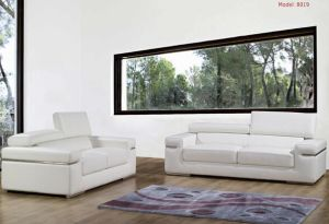 Cowhide Sofa Sets100% Top Grain Leather Sofa Setwholesale Italian Furniture  8019#