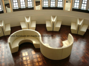 (SD-4006) Modern Hotel Restaurant Dining Furniture for Wooden Booth Sofa