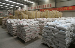 High Temperature, High Alumina Refractory Castable/ Refractory Powder Material for Sale